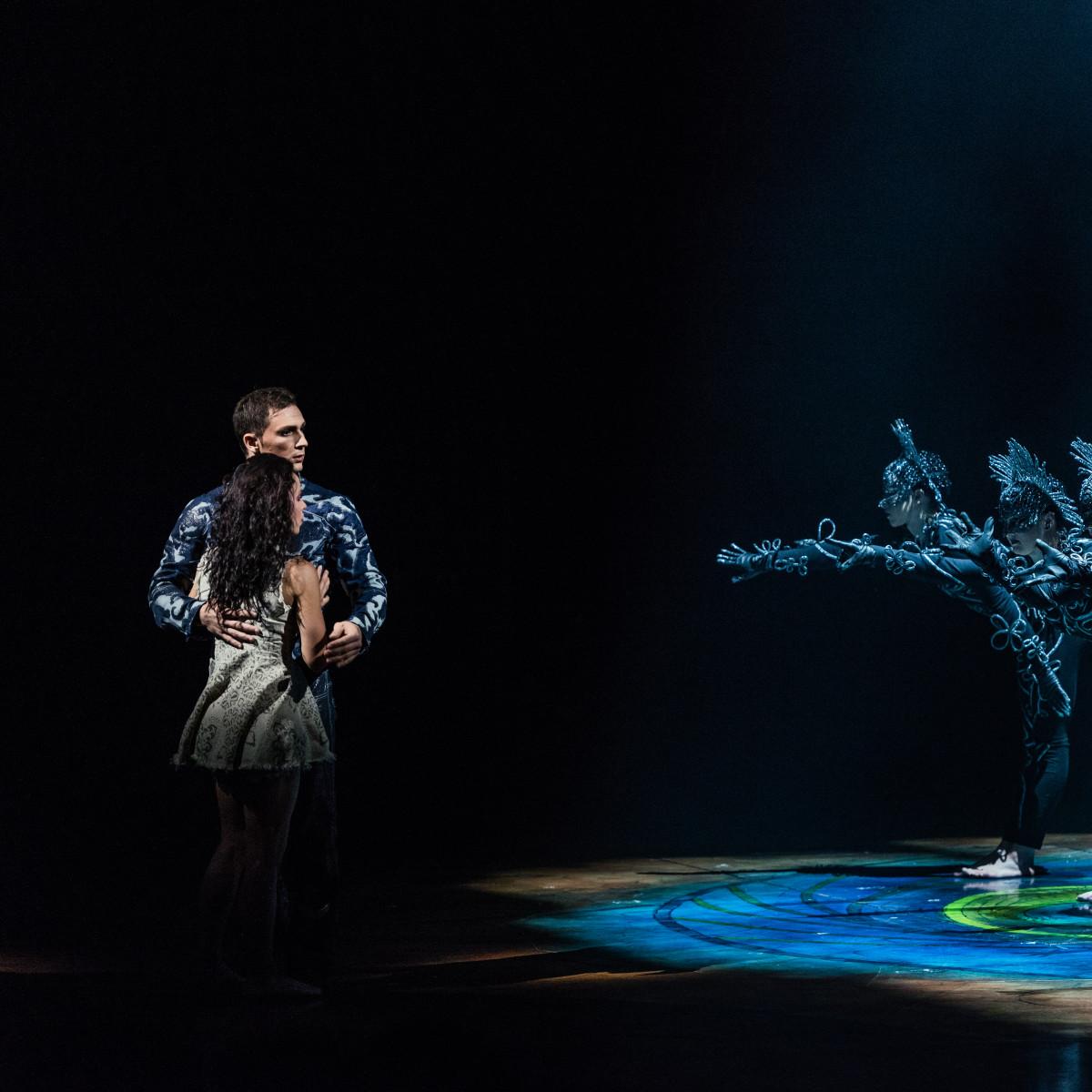 Cirque Du Soleil Amaluna