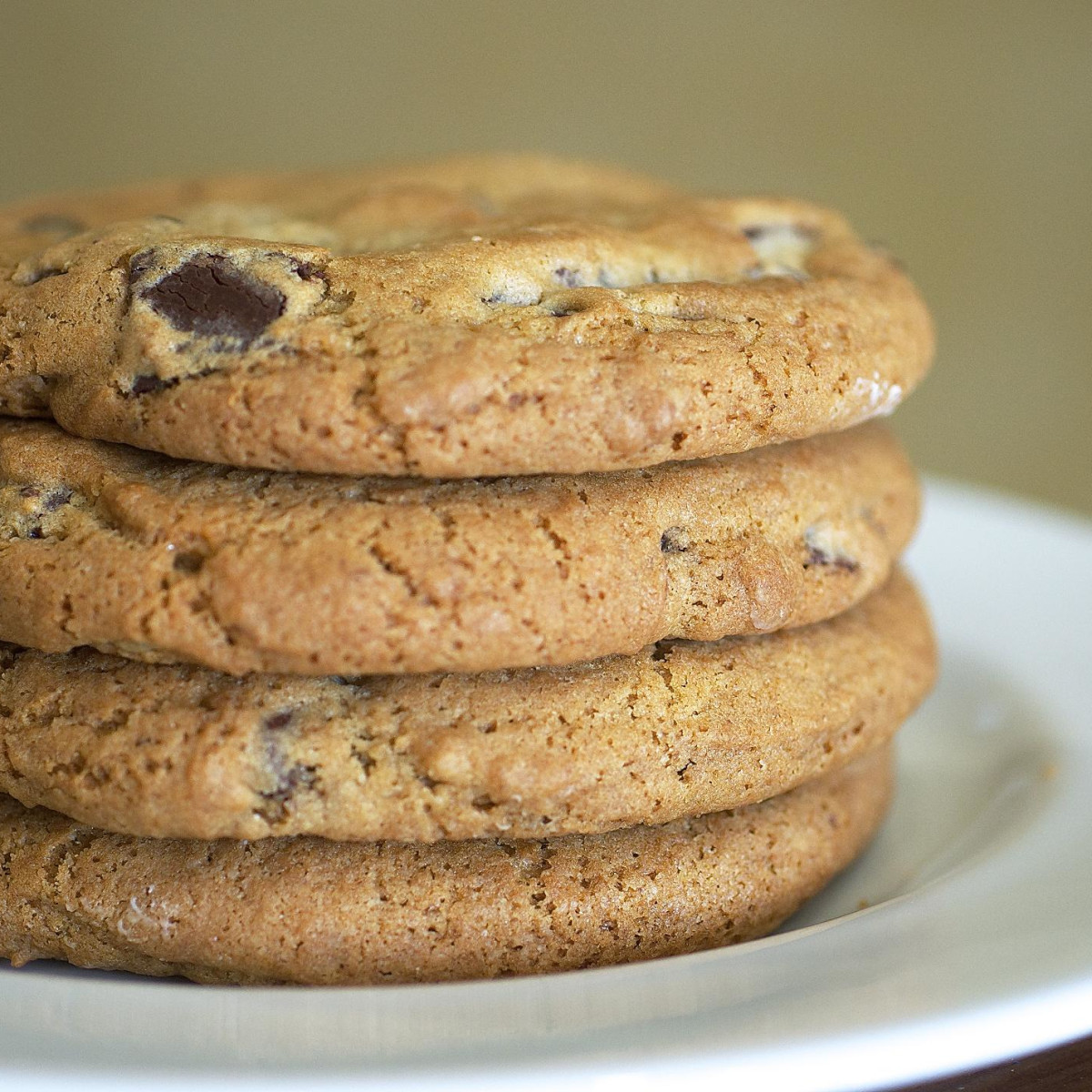 Ooh La La bakery chocolate chip cookies