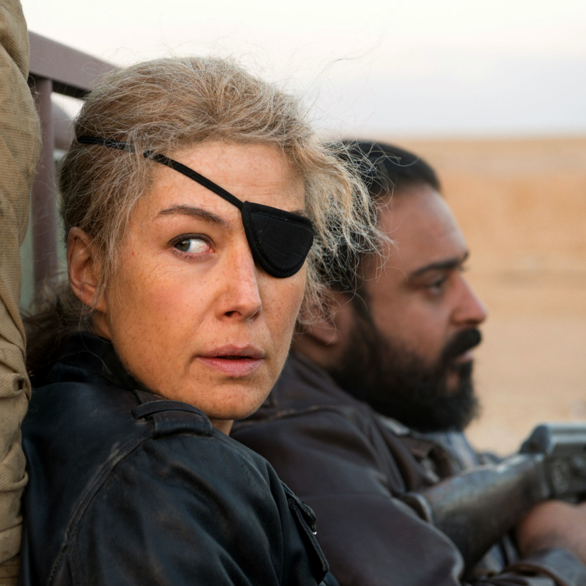 Rosamund Pike in A Private War