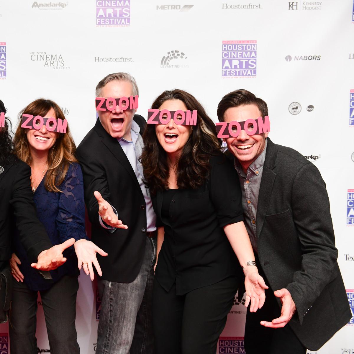 HCAF 2018 Opening Night:Don Bolles, Amanda Spain, Steve Young, Dava Whisenant, Ozzy Inguanzo