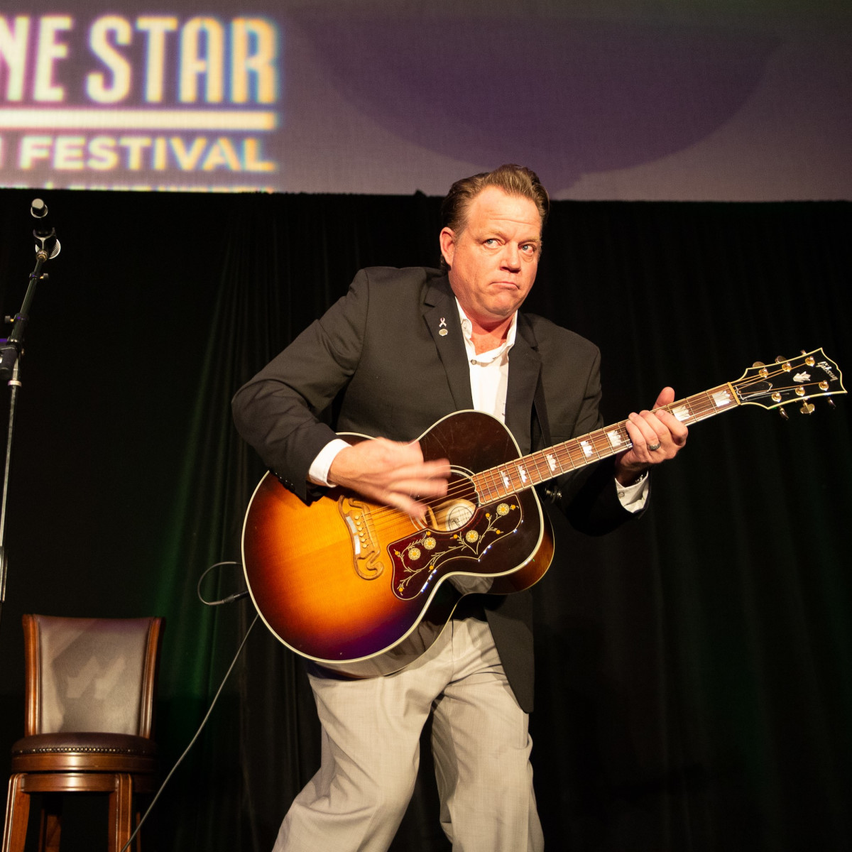 Pat Green, Lone Star Film Festival Ball