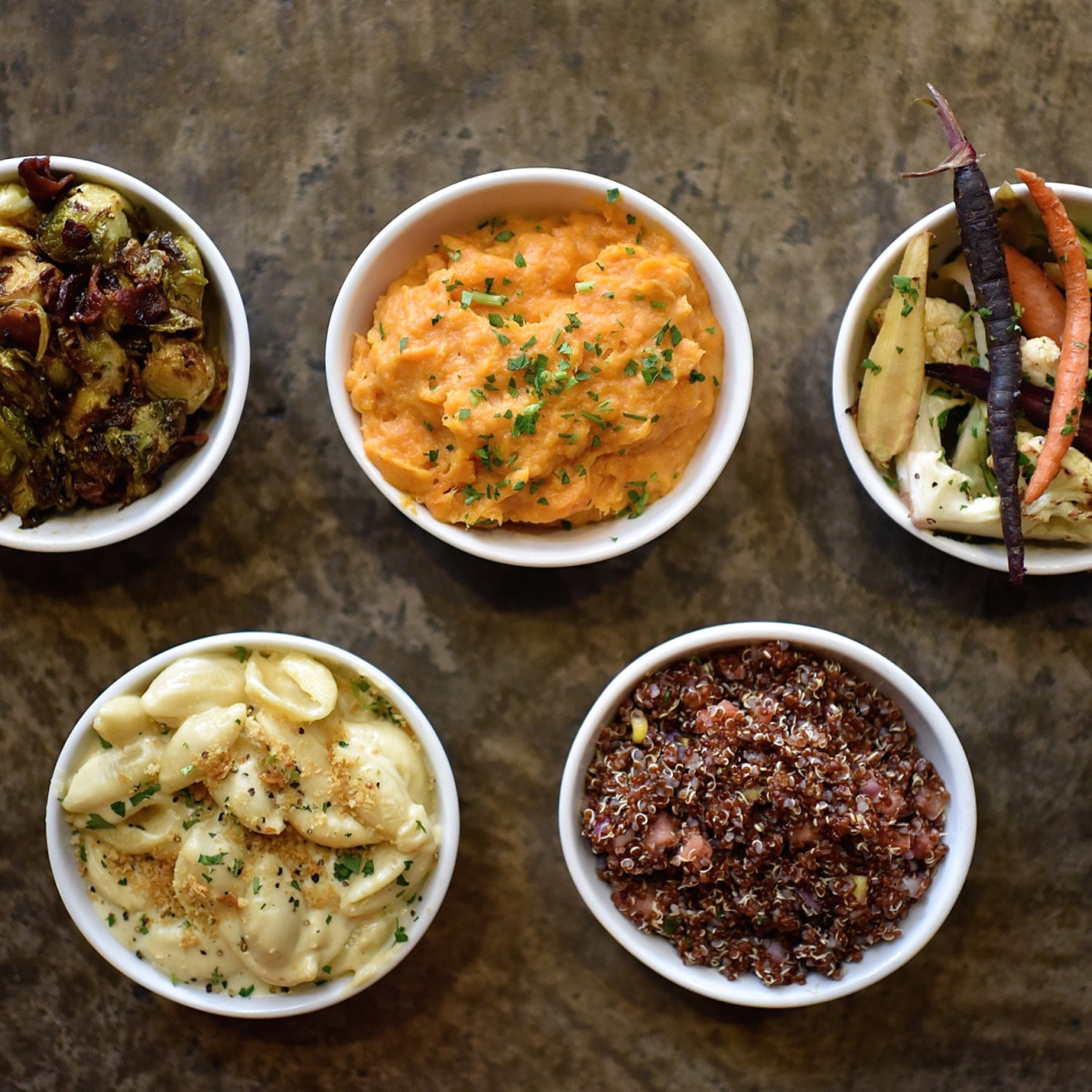 Dish Society Thanksgiving sides