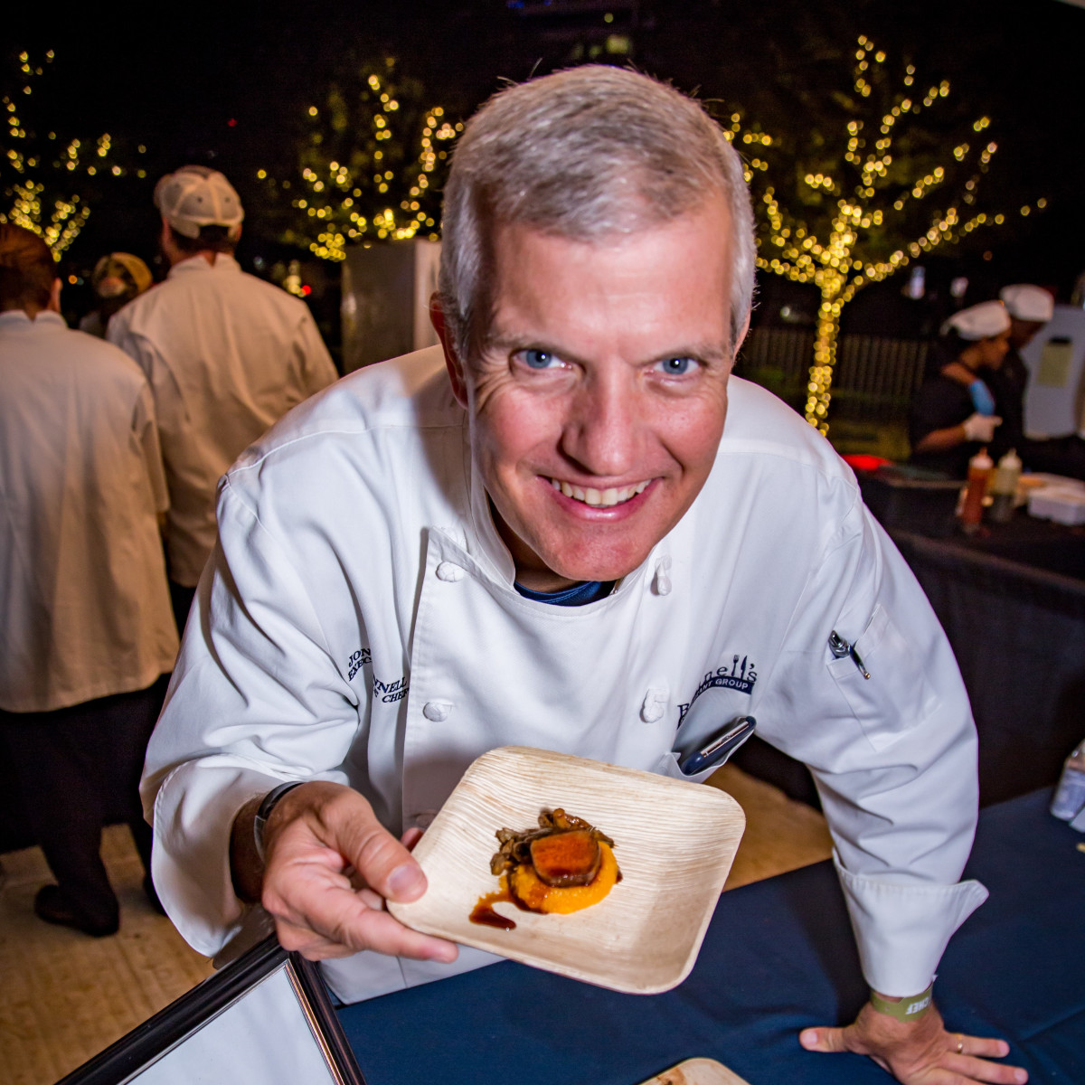 Chef Jon Bonnell, Park & Palate