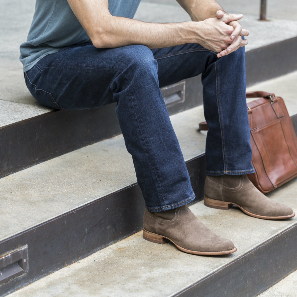 Texas Boot Brand Steps Into Apparel With First Denim