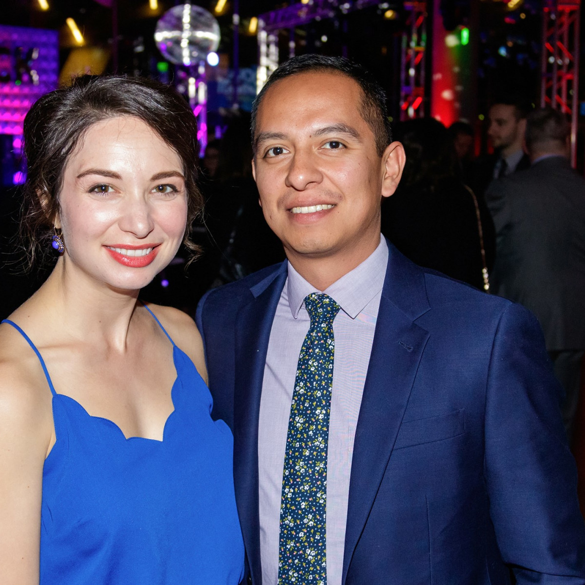 Stephanie Mayen, Elliot Mayen