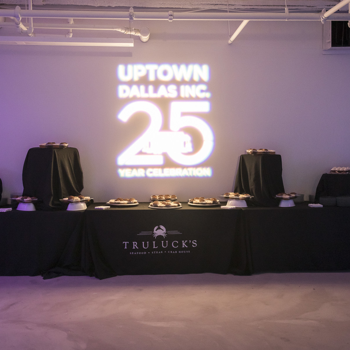 Uptown Dallas Inc. signature dinner
