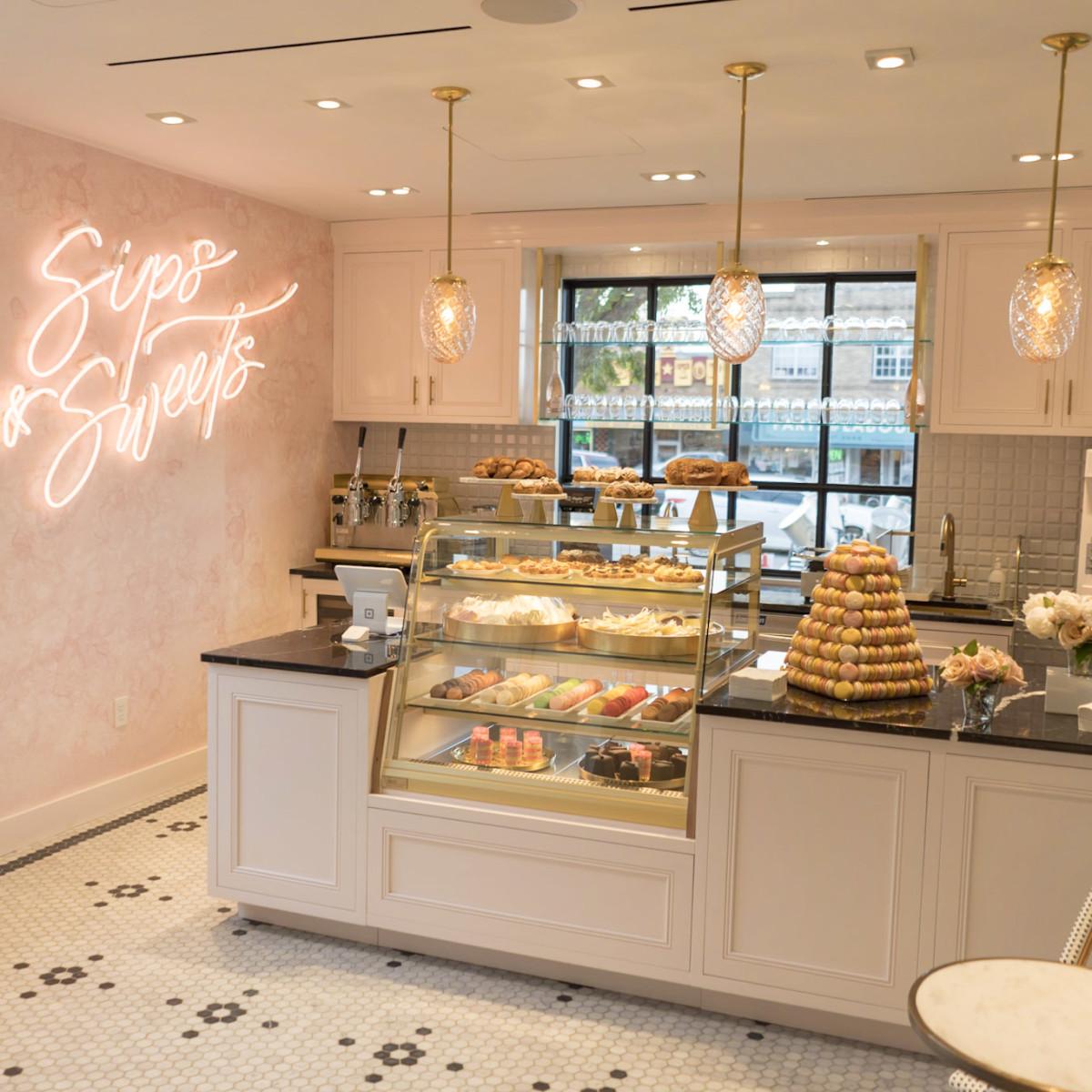 Kendra Scott Flagship cafe