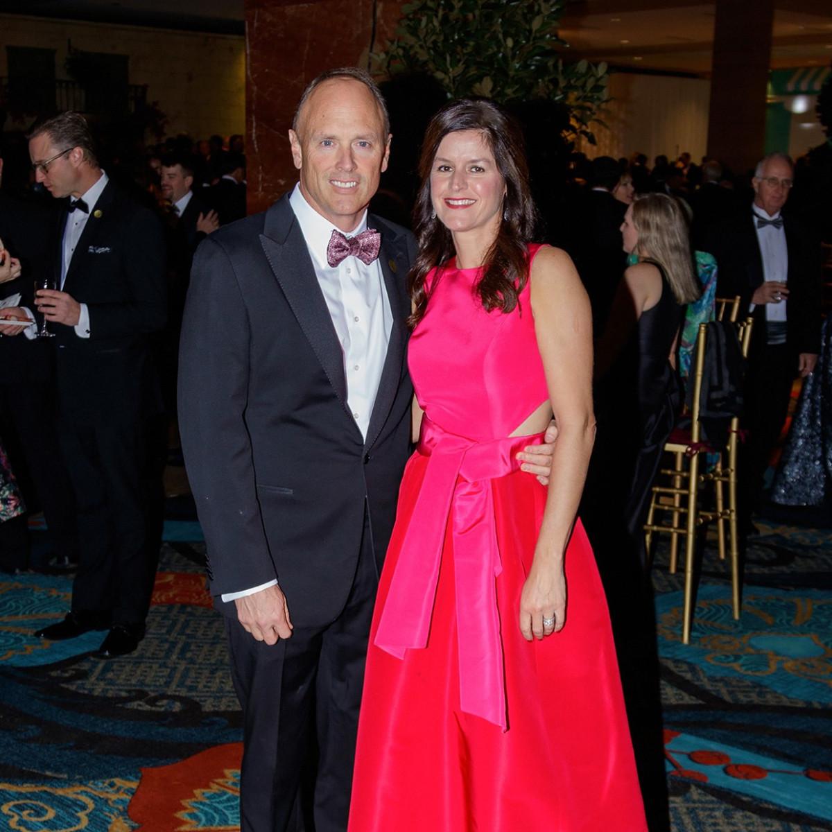 Mark Francis, Amanda Francis