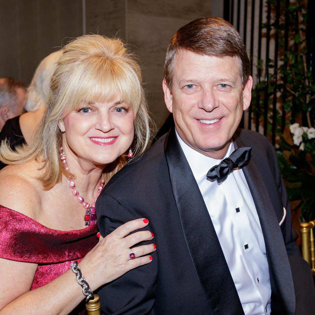 Kathy Crow, Michael Crow