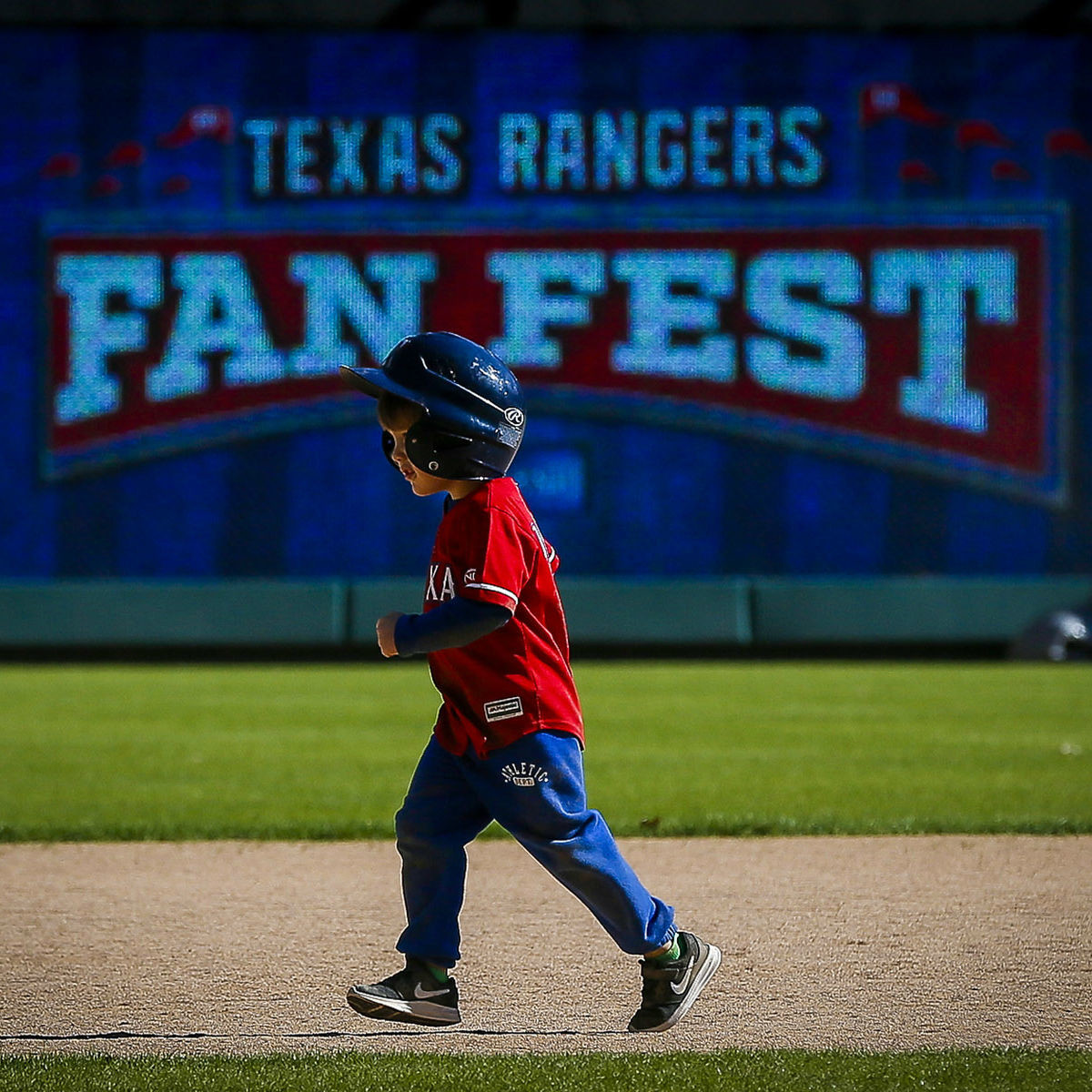 Texas Rangers Fan Fest