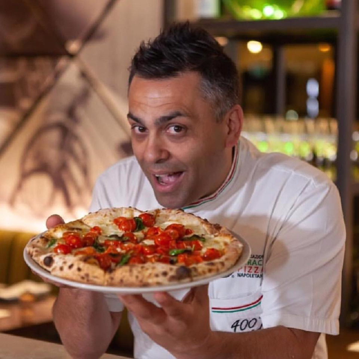 400 Gradi pizza