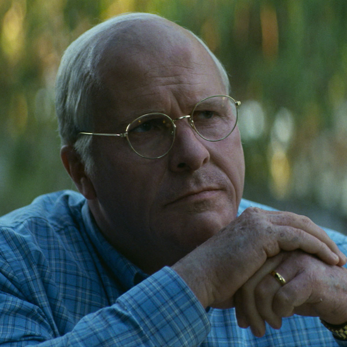 Christian Bale in Vice