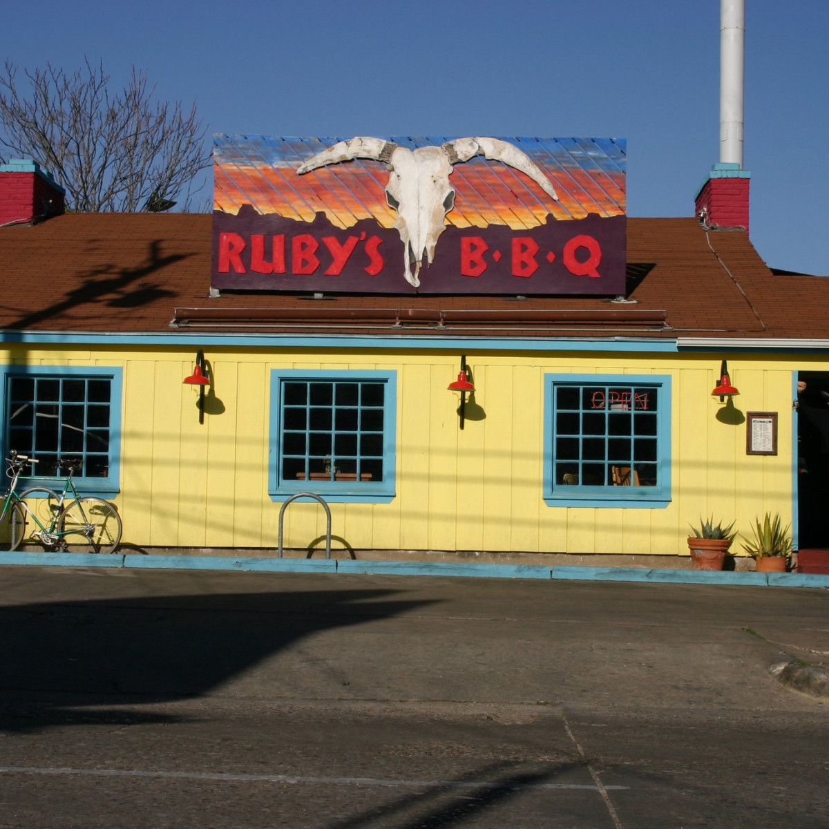 Ruby's BBQ Austin