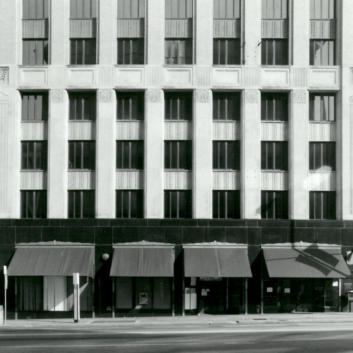 Cambria Hotel in late 1980s