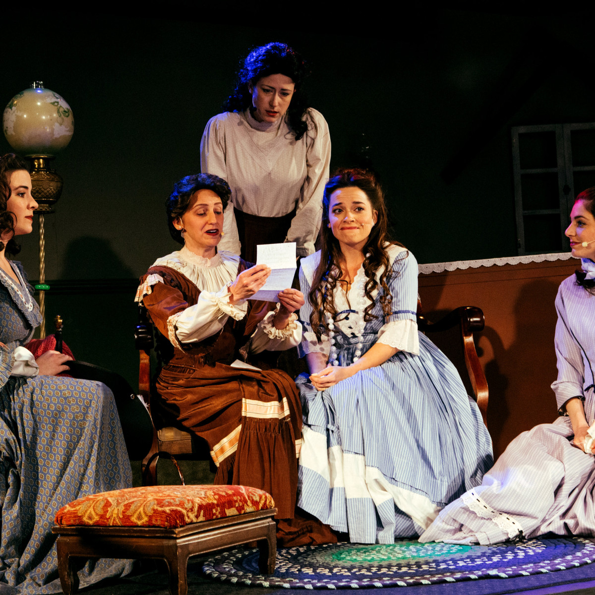 Little Women Tapestry Players Houston