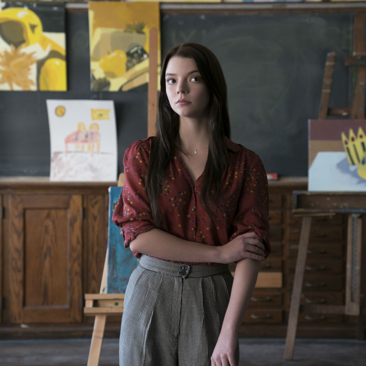 Anya Taylor-Joy in Glass