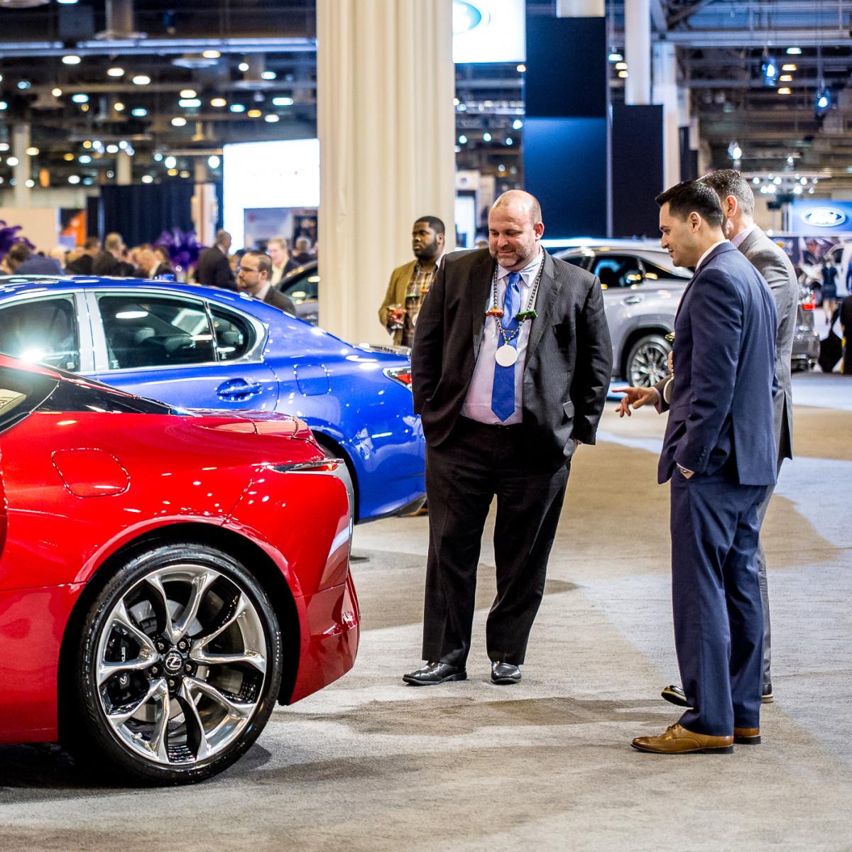 Houston Auto Show 2018