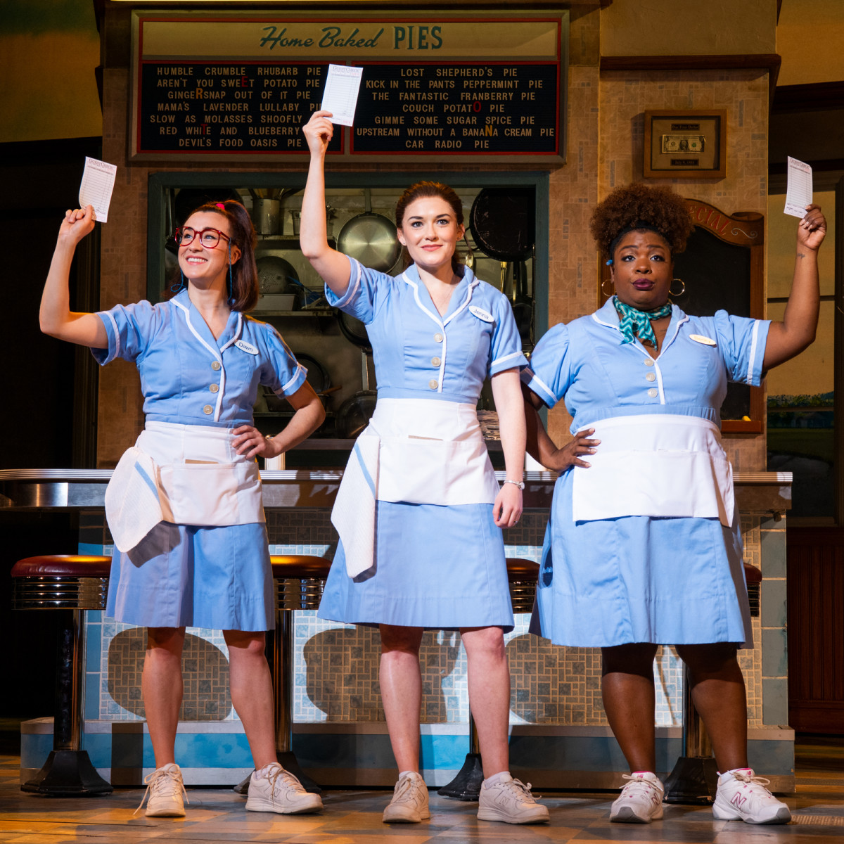 Waitress Broadway in Austin