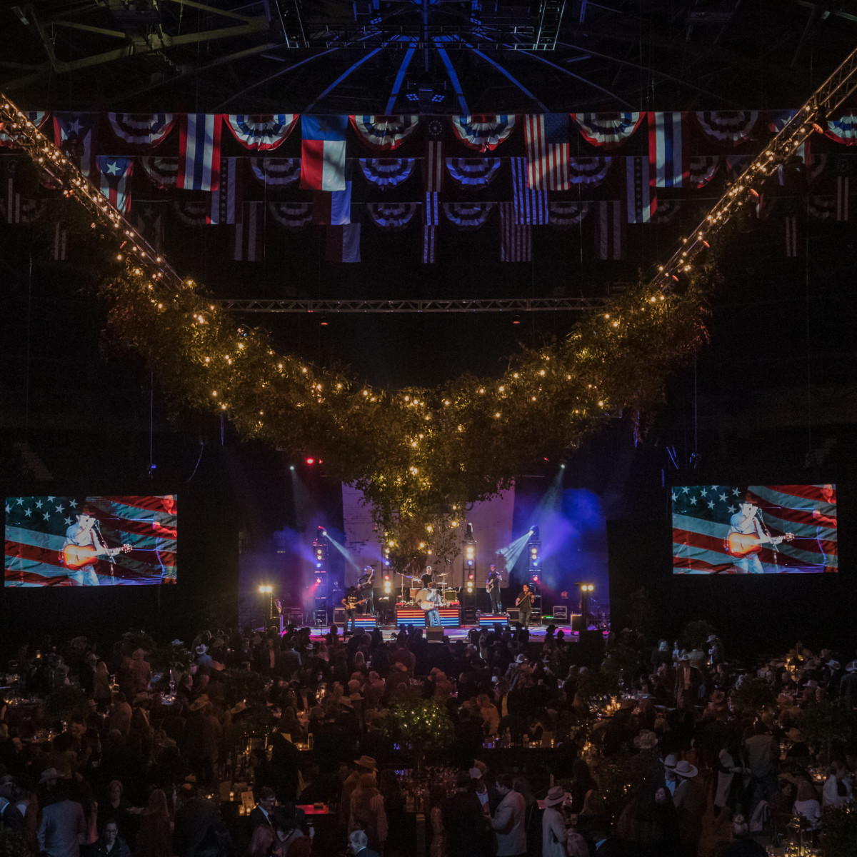 Fort Worth Stock Show Grand Entry Gala 2019 atmosphere