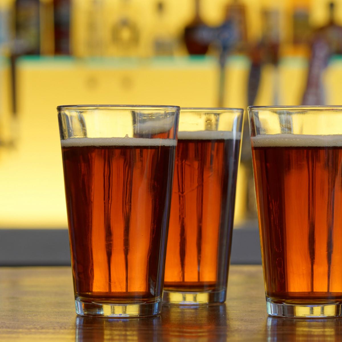 Liberty Tavern beer