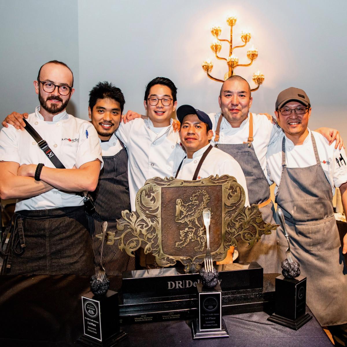 The Truffle Masters 2019 Kata Robata