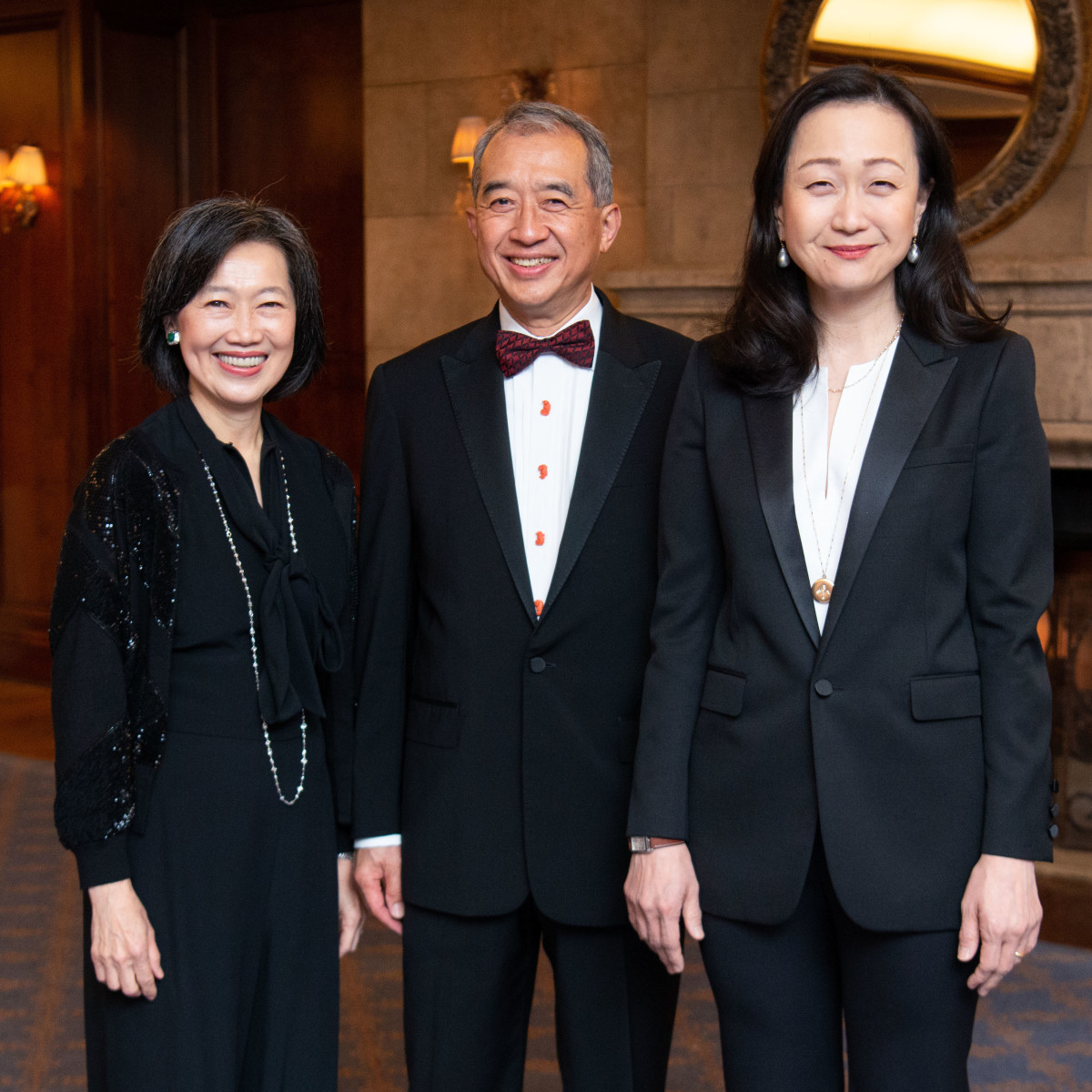 Inprint Poets & Writers Gala 2019:Anne & Albert Chao, Min Jin Lee