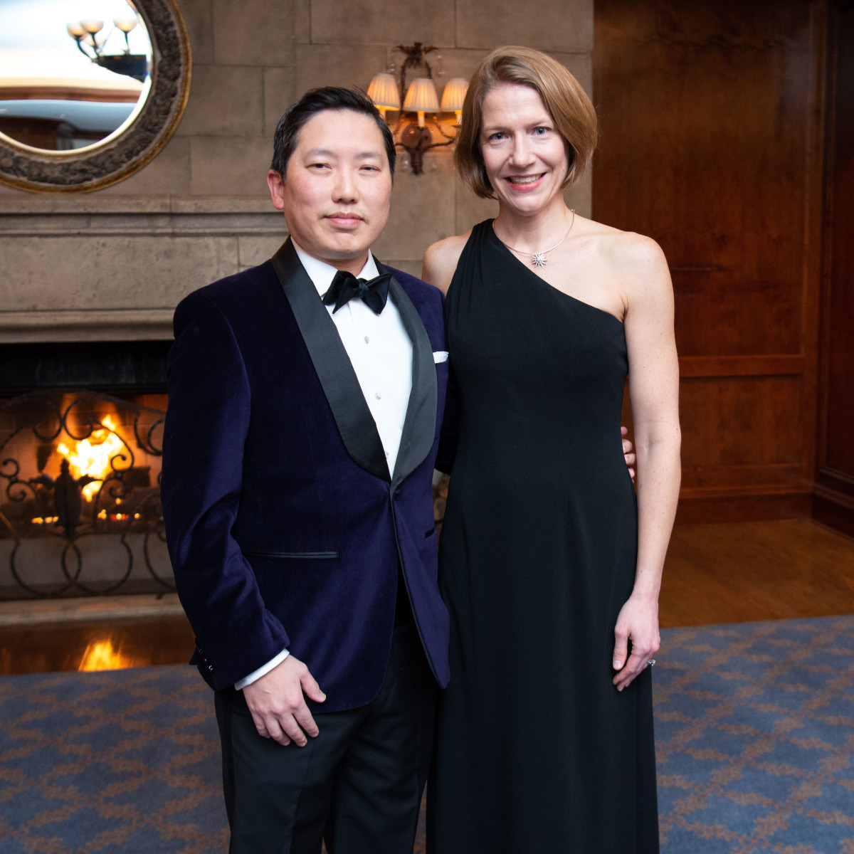 Inprint Poets & Writers Gala 2019: Ba Nguyen and Gwen Dawson