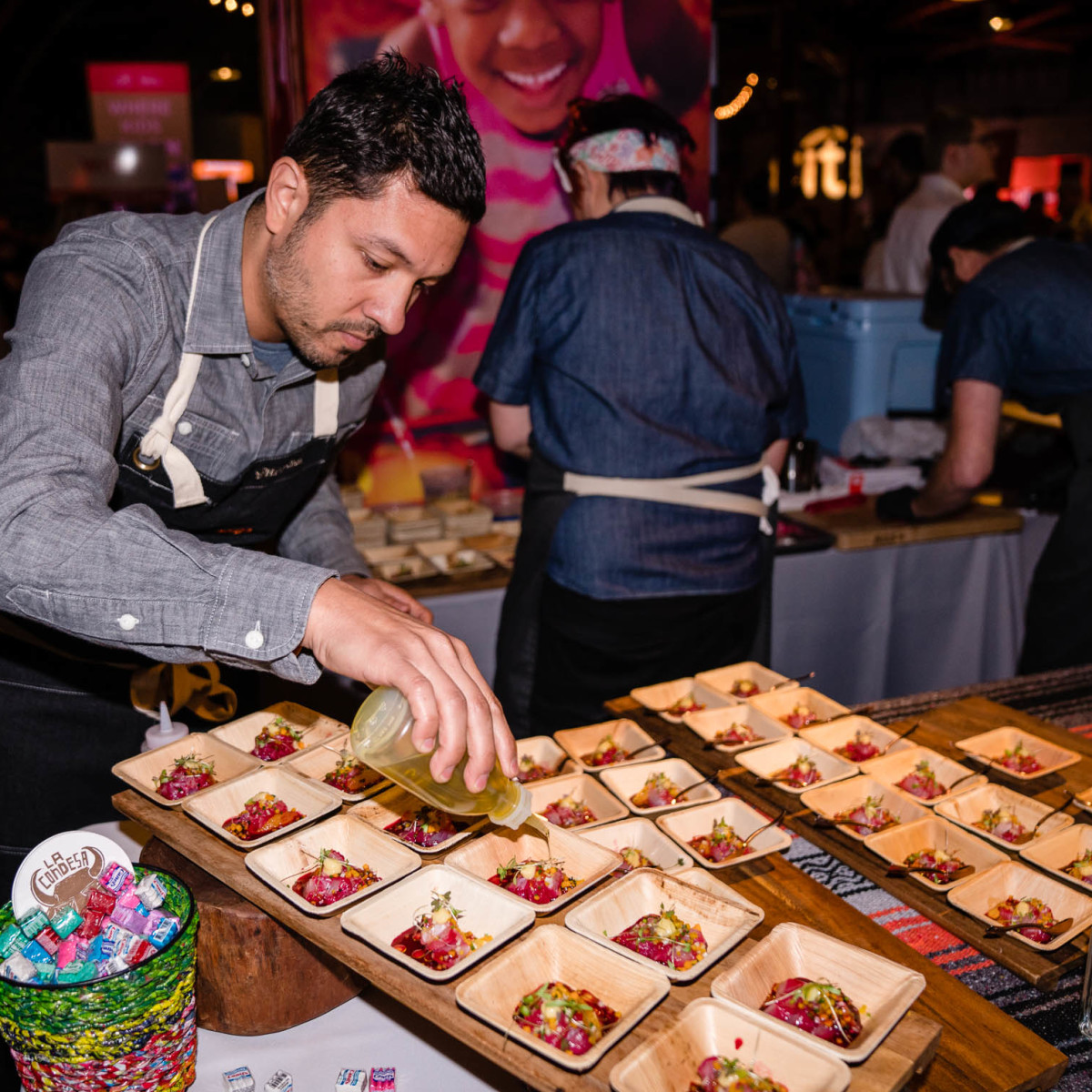Taste the Nation No Kid Hungry at Fair Market La Condesa Rick Lopez
