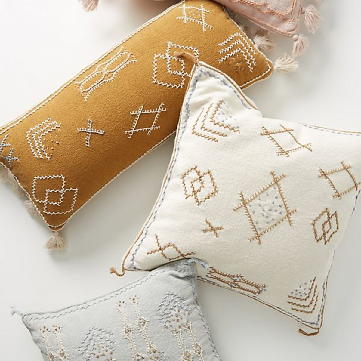 Joanna Gaines for Anthropologie pillows