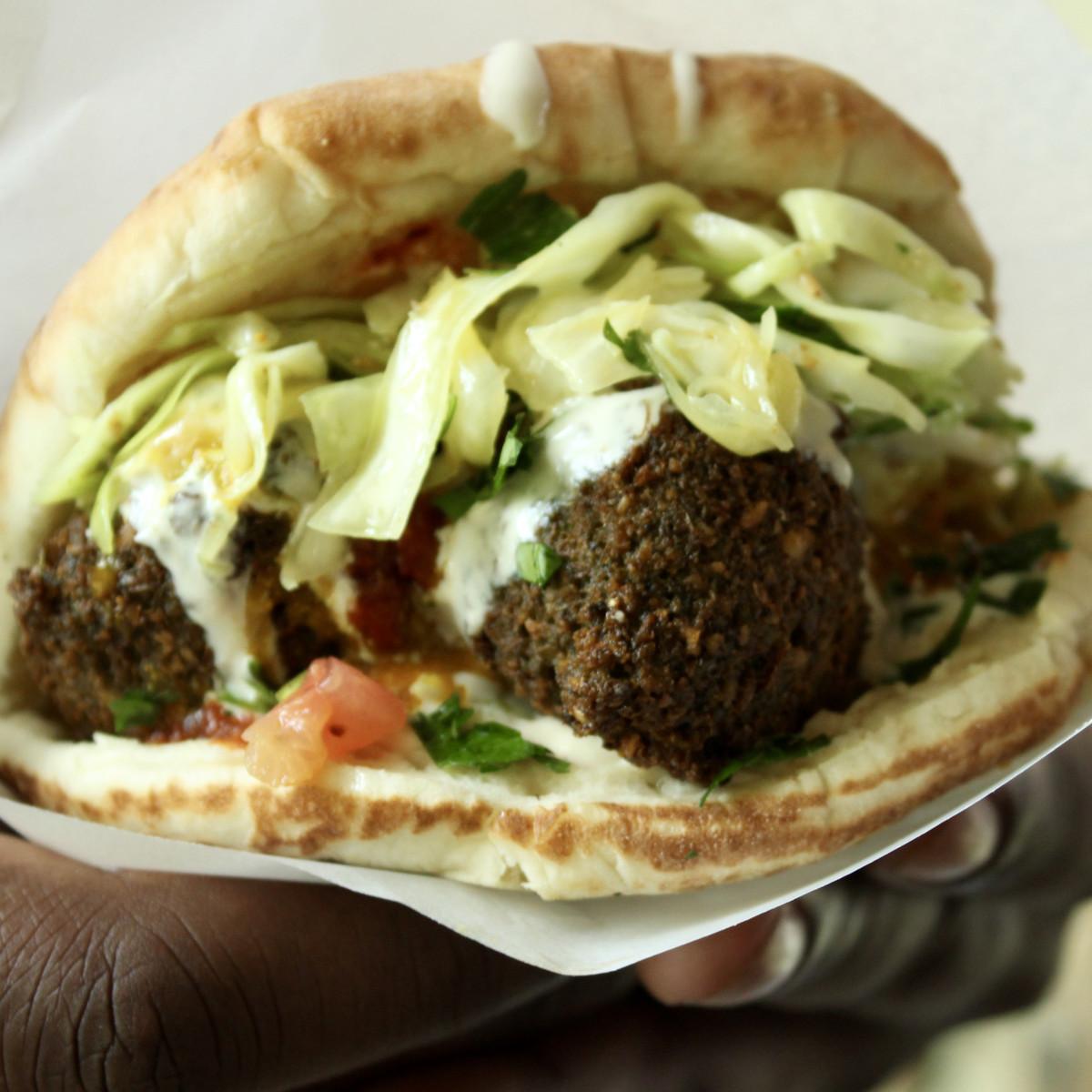 TLV falafel