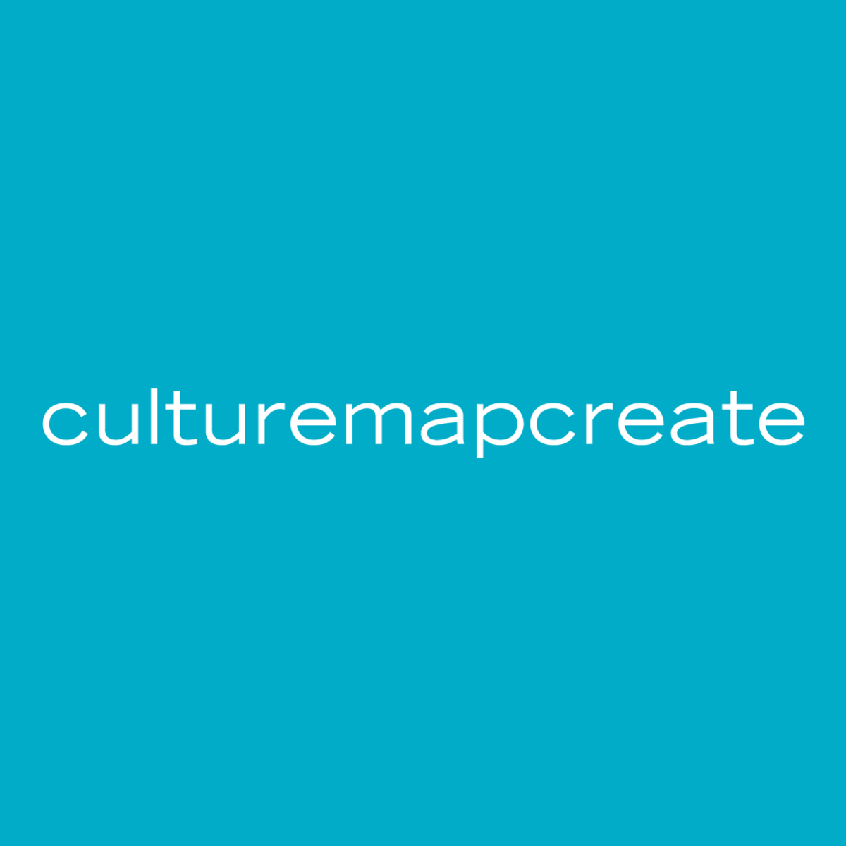 CultureMap Create:
