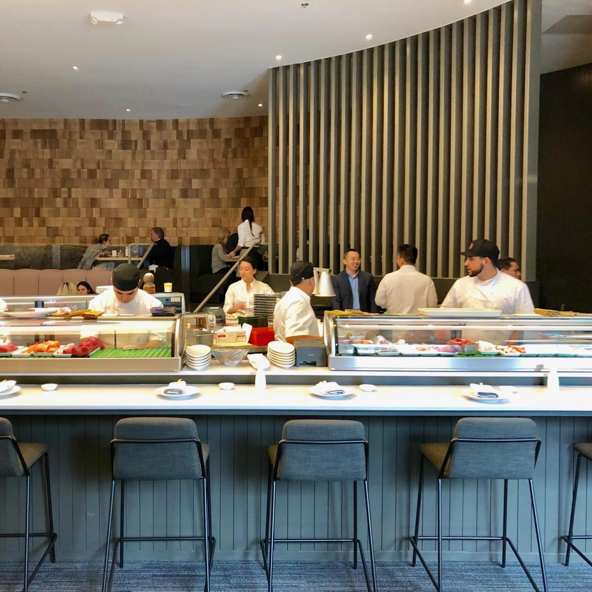 Uptown Sushi sushi bar