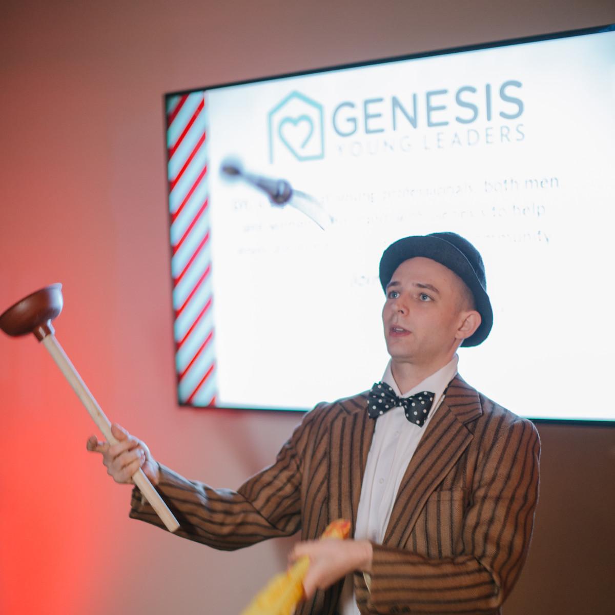 Genesis Masquerade 2019