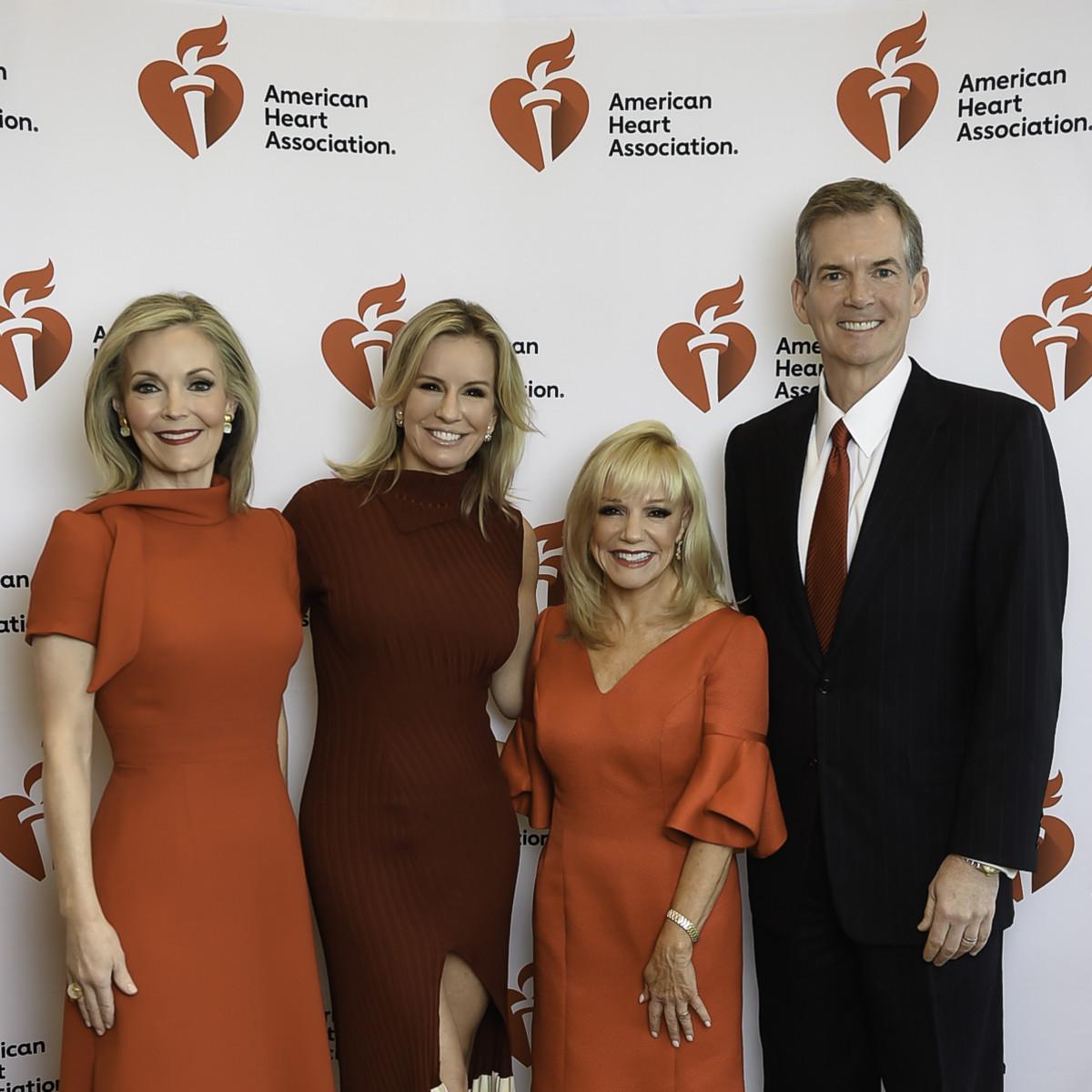 Katherine Coker, Dr. Jennifer Ashton, Judy Hendrick, Key Coker