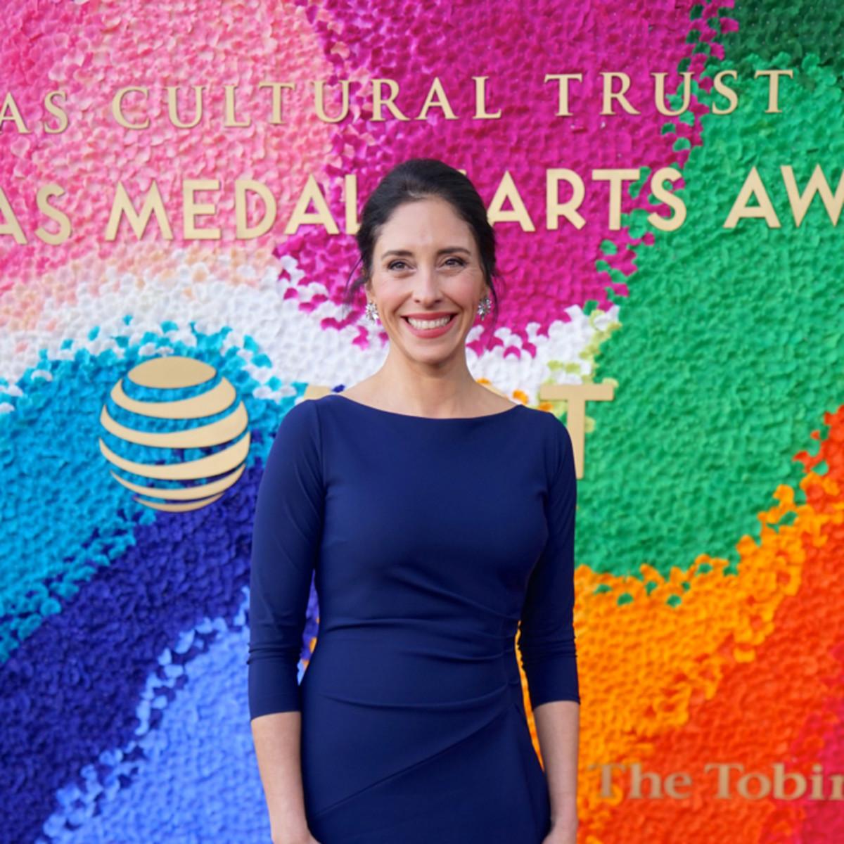 2019 Texas Medal of Art Awards Heidi Marquez Smith