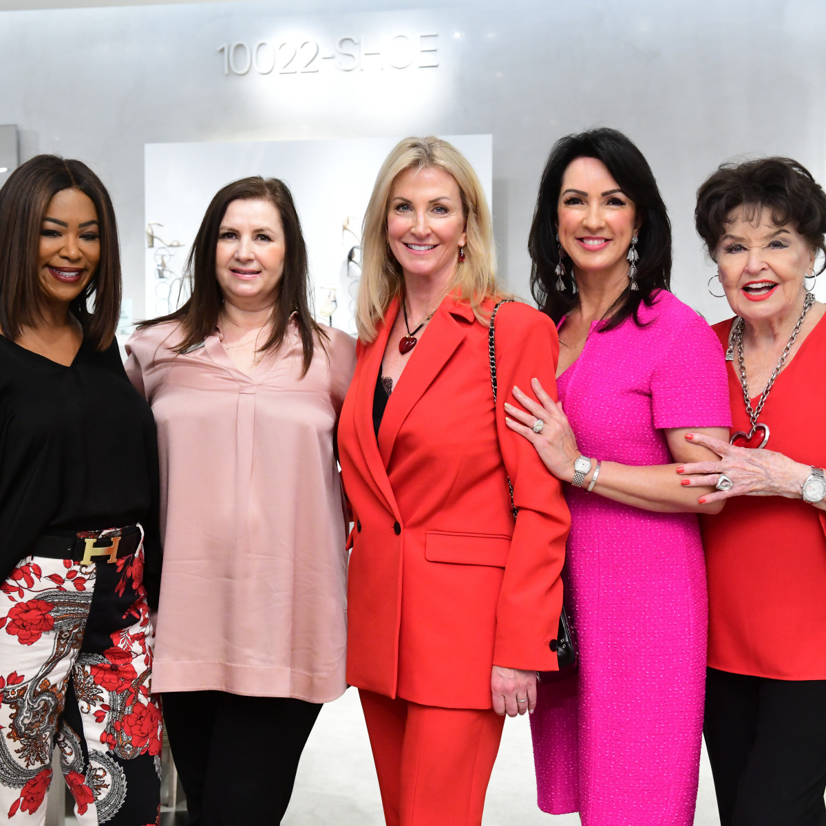 Houston Sweethearts 2019 Saks Fifth Avenue