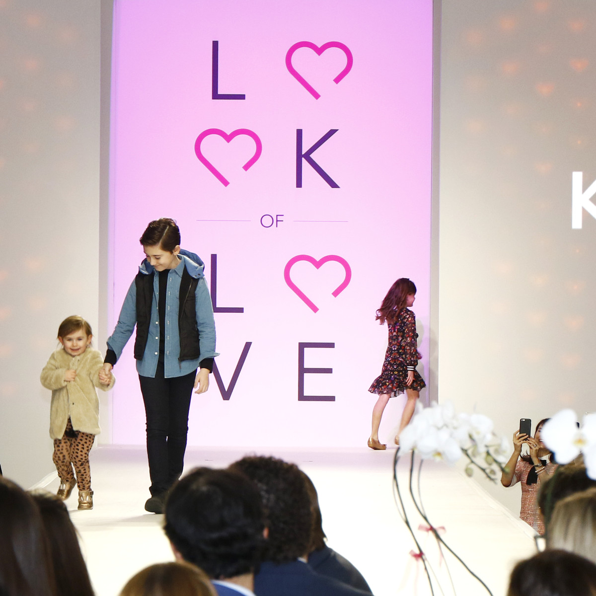 Kids Atelier runway look