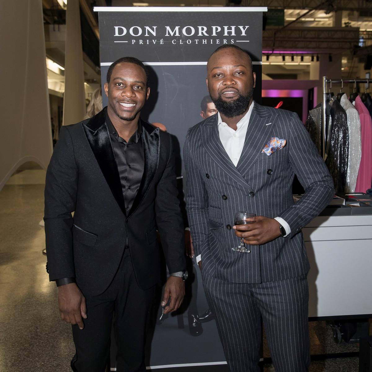 Daniel Mofor, Andre Kemayou