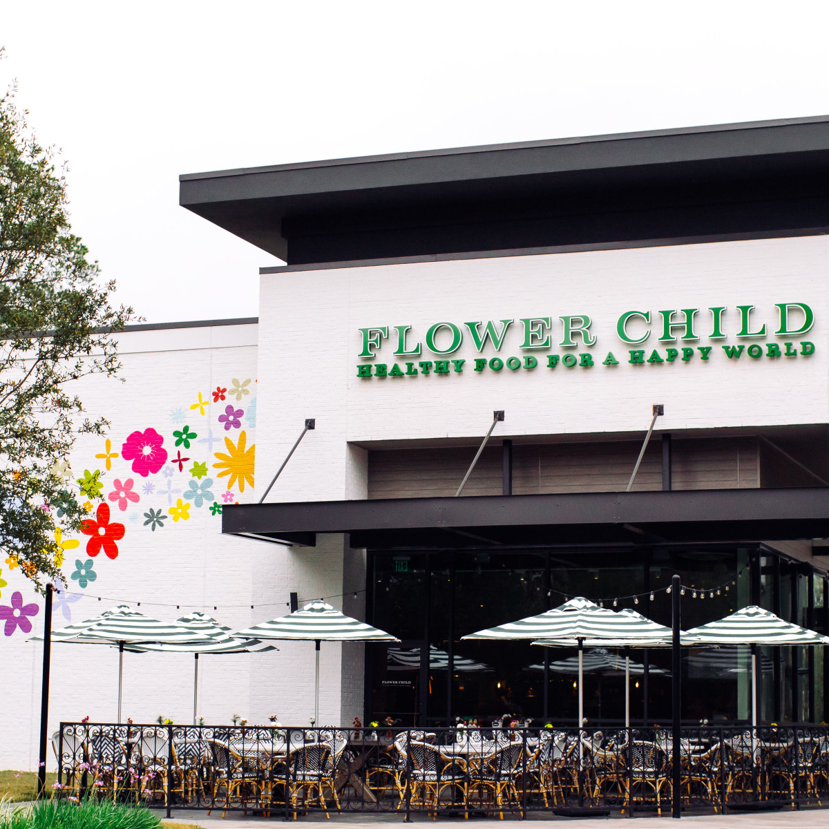 Flower Child The Woodlands exterior