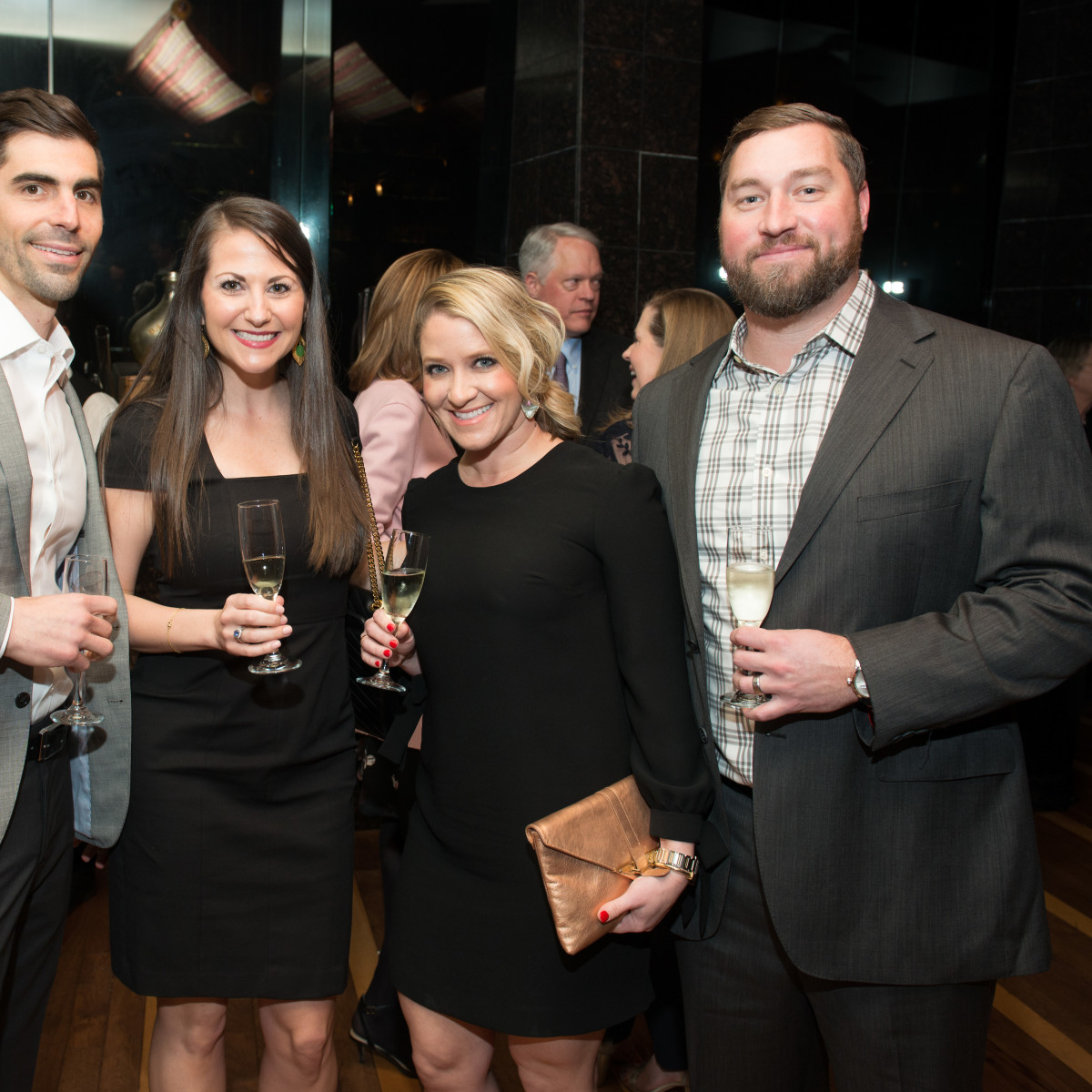 UT Health Tasting Dinner Tony's 2019