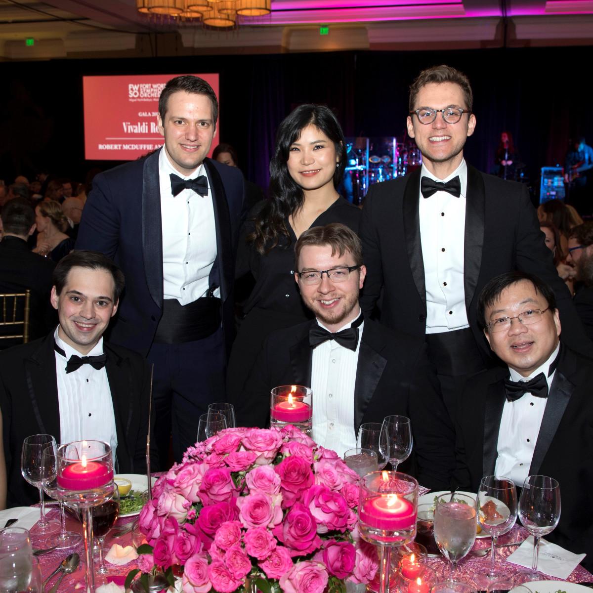 Jake Fridkis, HeeSun Yang, Gabe Fridkis. Front Row: Ann Hung, Stas Cherynshev, Allan Steele, Michael Shih, & Tzu-Ying Jamie Chan