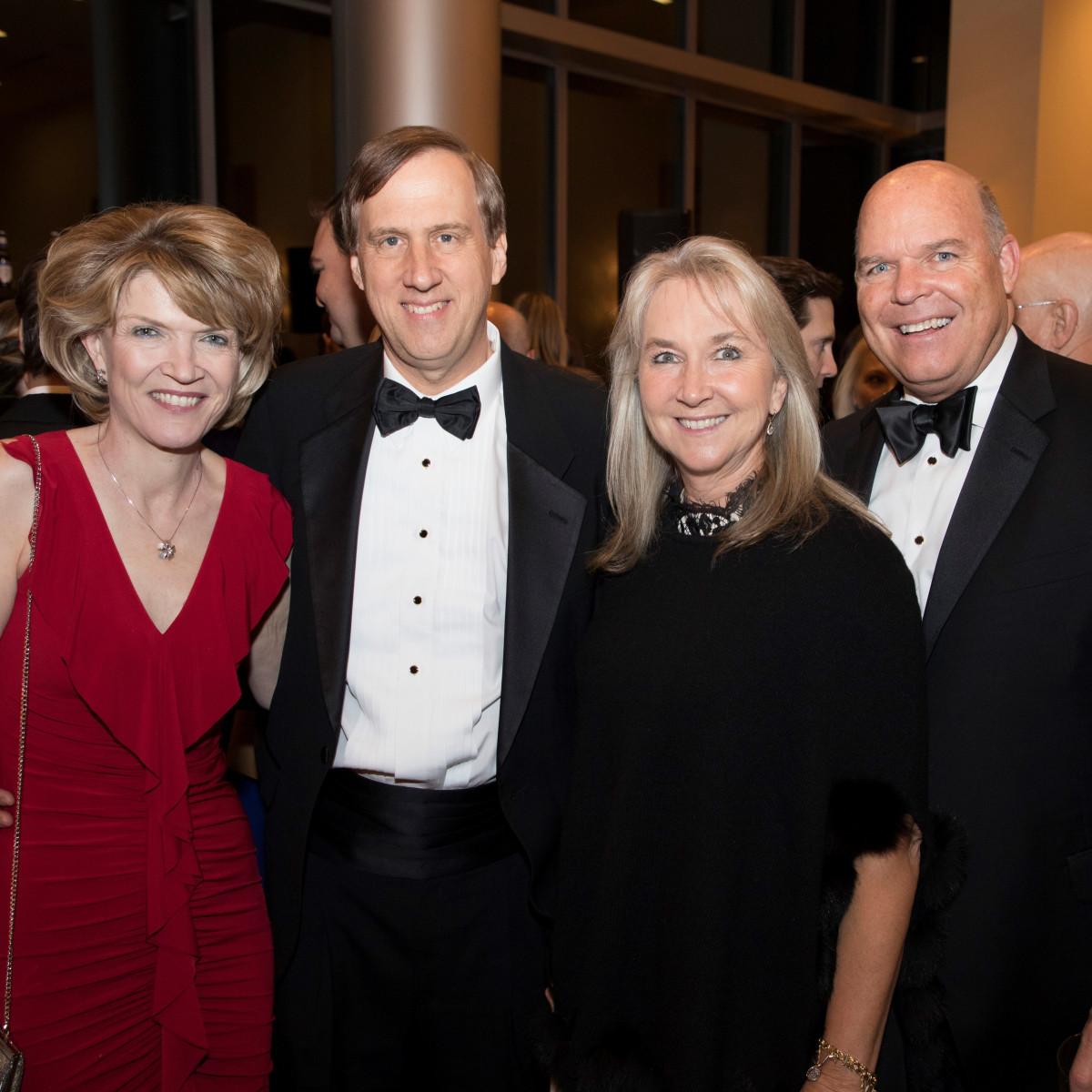 Jeff & Judy Schmeltekopf, Keith & Jennifer Cerny