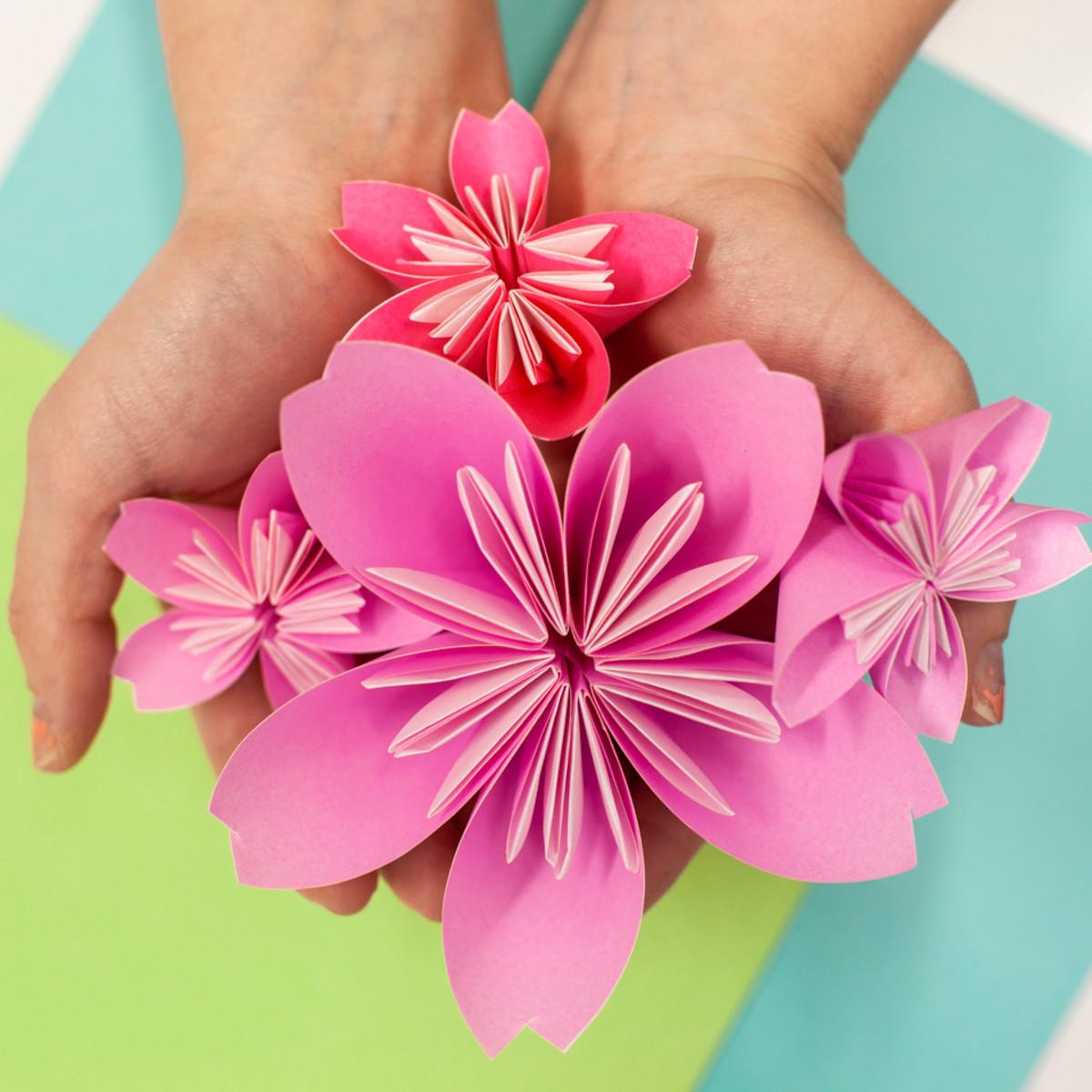 Asia Society spring break crafting