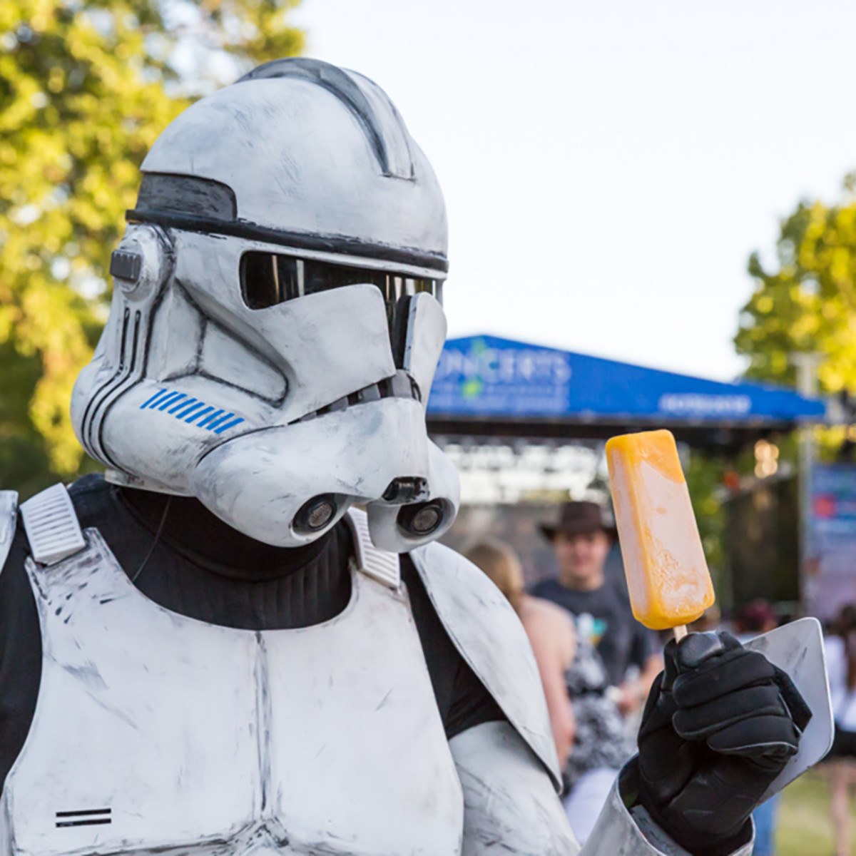 2019 Concerts in the Garden: Star Wars & Beyond: A Sci-Fi Laser Light Spectacular