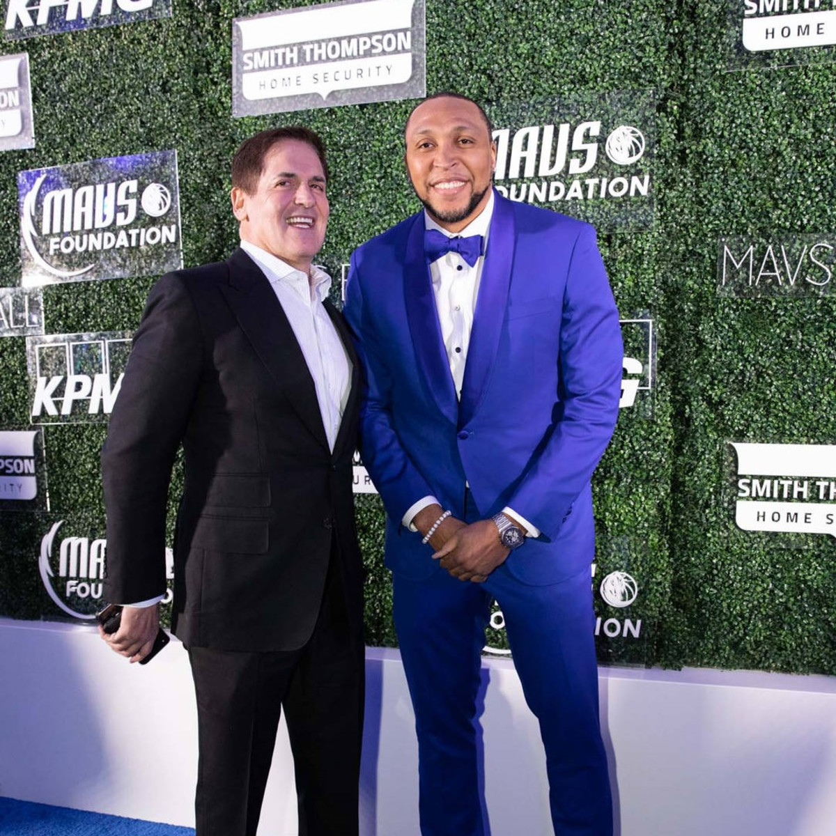 Mark Cuban, Shawn Marion