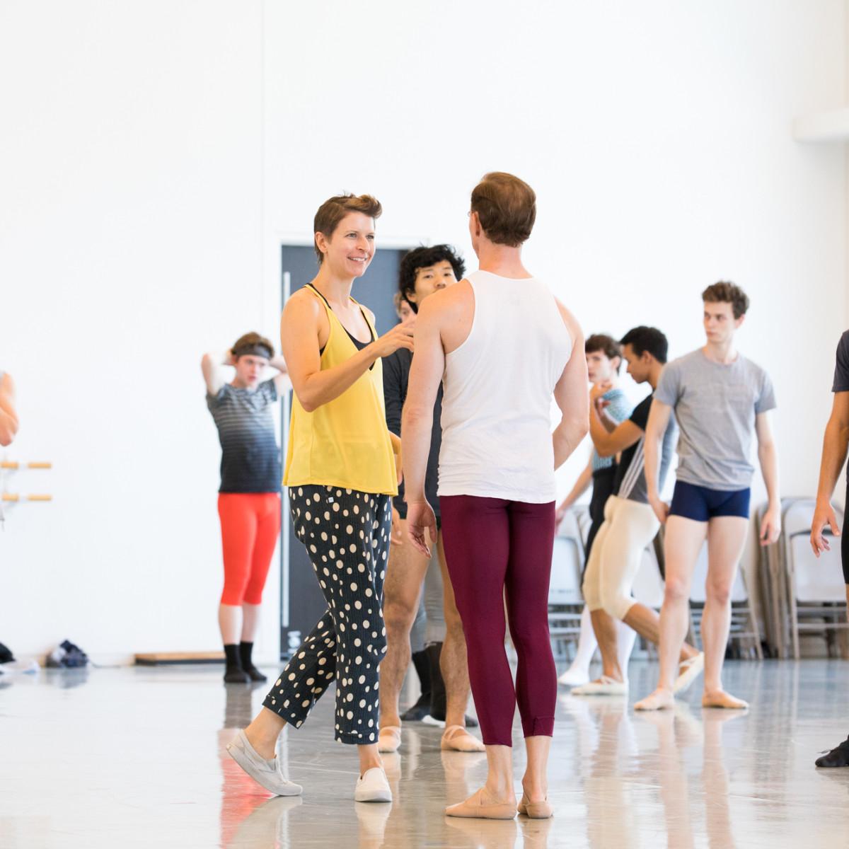 Houston Ballet: Premieres, Aszure Barton