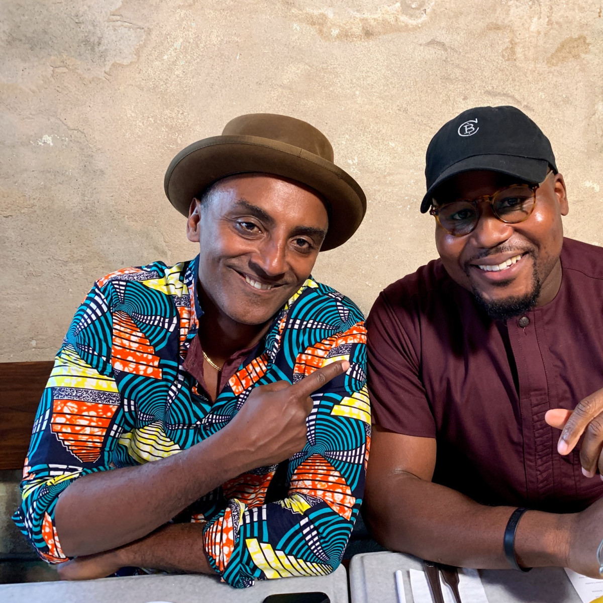 Marcus Samuelsson No Passport Required Ope Amosu