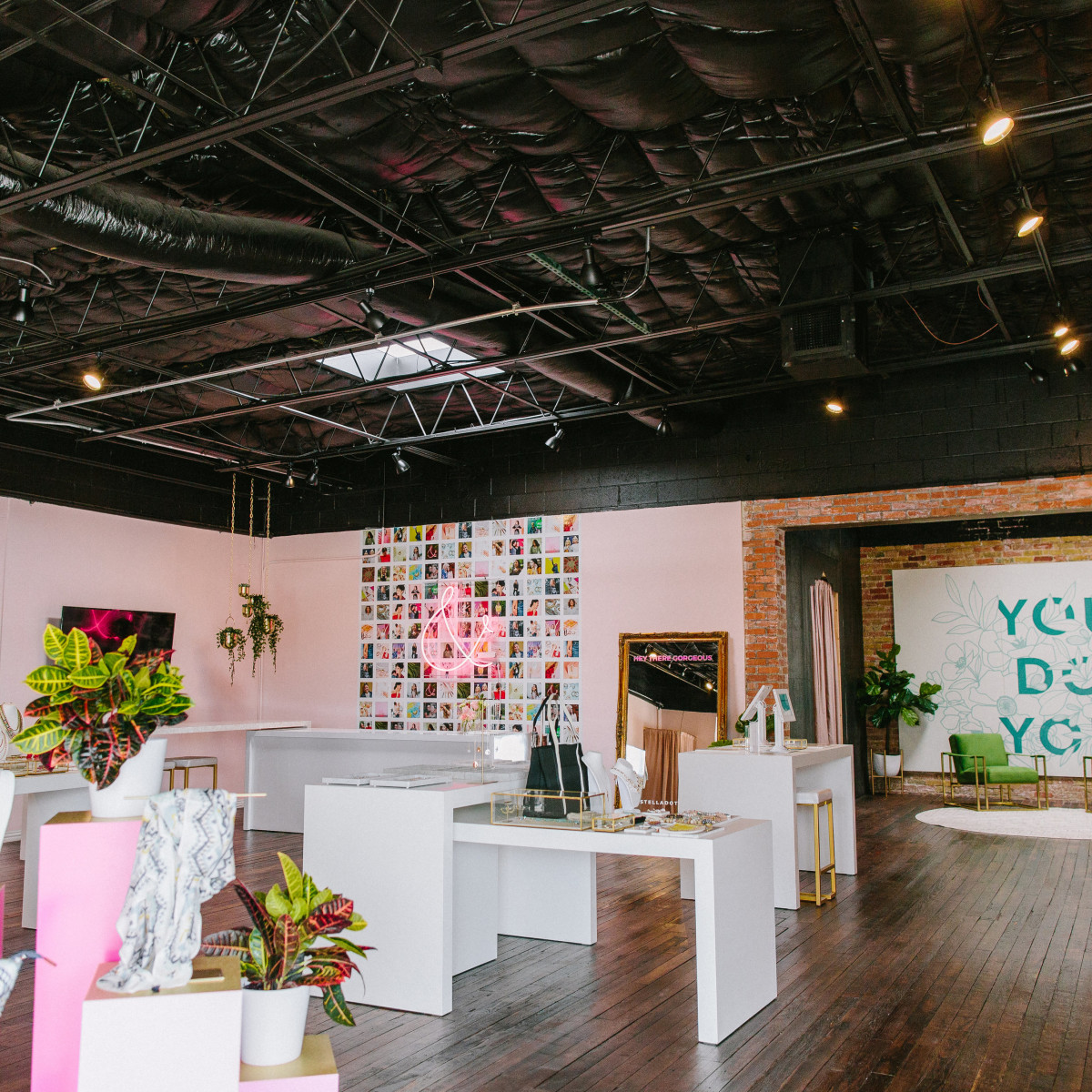 Stella & Dot pop-up shop Dallas