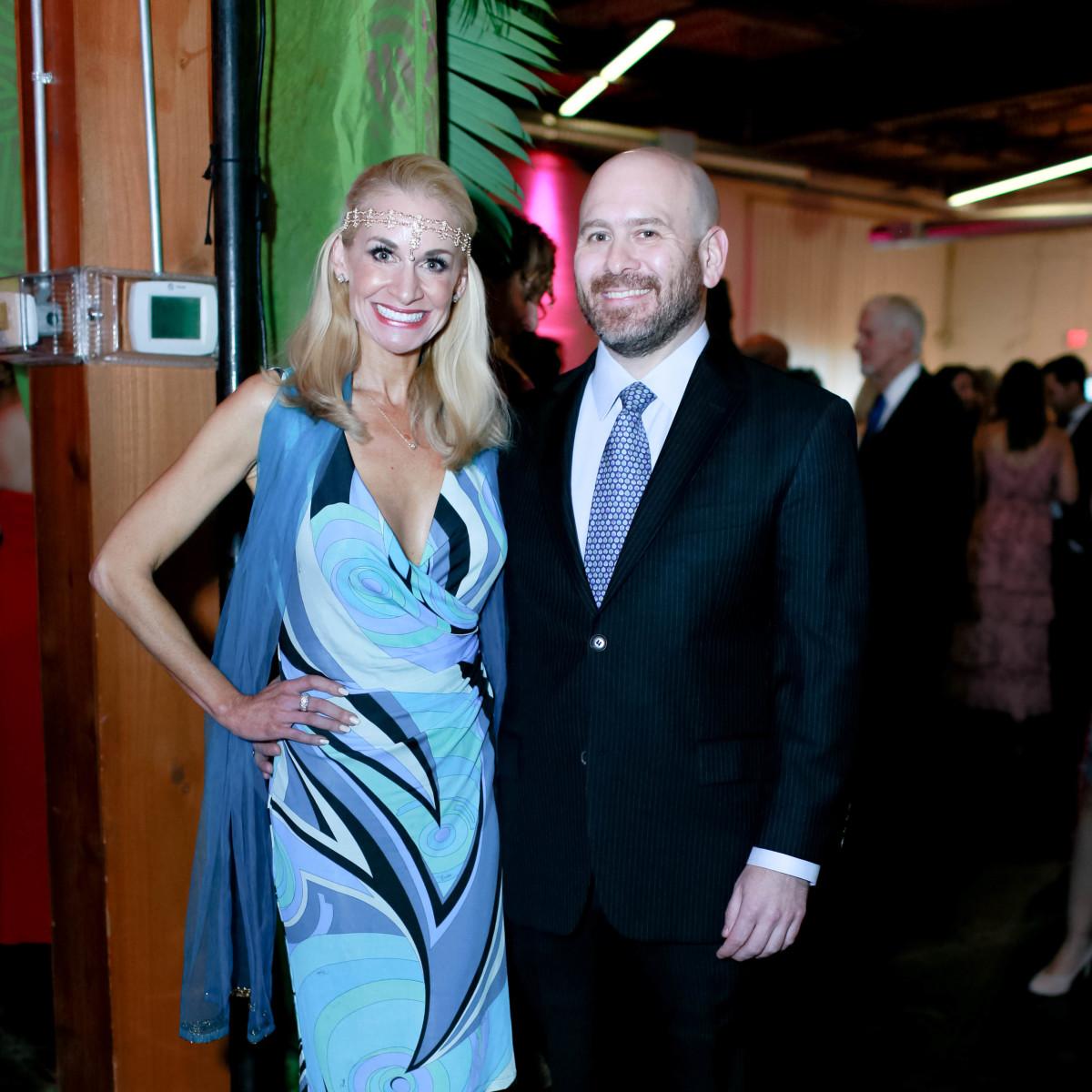 Maggie Kipp and Jack Pratt