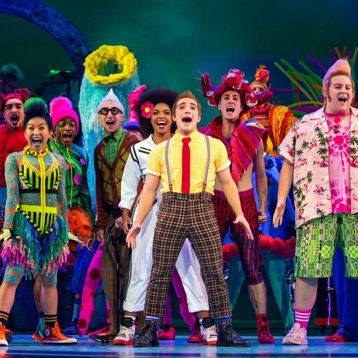 National tour of The Spongebob Musical